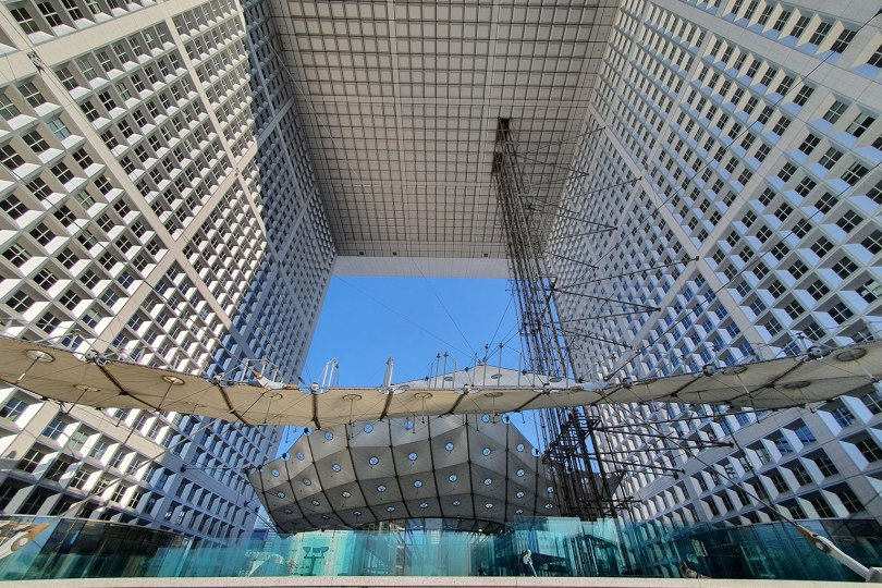 Paris La Défense - La Grande Arche