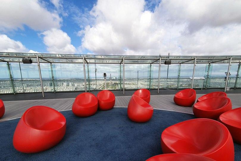 Paris - Observatoire Panoramique de la Tour Montparnasse