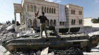 Suriye - İsyancılar