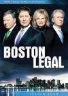 Boston Legal: Bonding On a Balcony