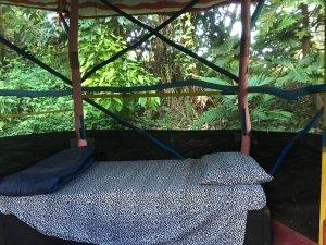 Interior or Ulu Hideaway Jungle View