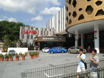 Review On Toa Payoh Safra Gym.