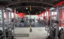 Gymm boxx XL Bishan CC Review