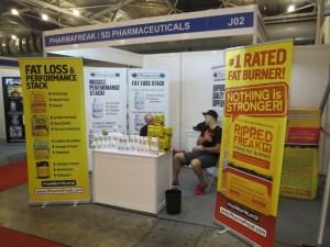Pharma Freak, Singapore fitness blog