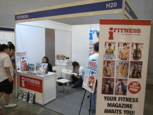 IFitness, Singapore Fitness blog