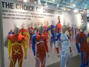 X-Bionic International, singapore fitness blog