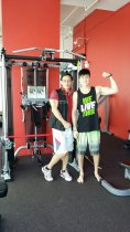 Singapore Personal training with master Andy Toh