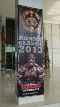 Results for Ronnie Coleman Classic 2013 in Ancol Jakarta