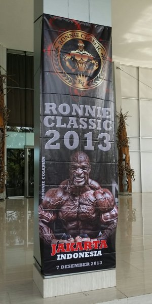 ronniecolemanclassic2013 poster