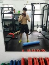 heechai at dfitness gold's