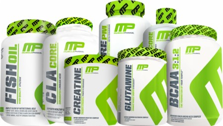 musclepharm supplement core series