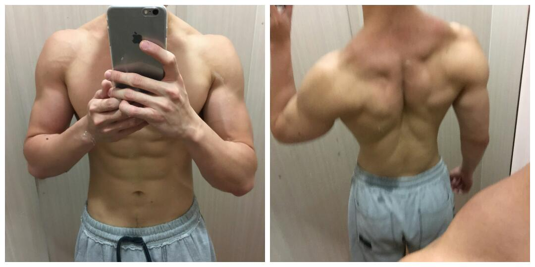 How i stay lean year round.