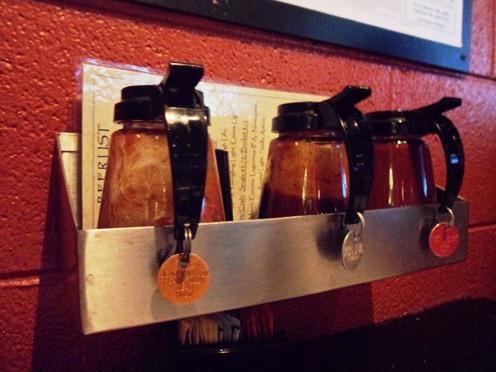 BBQ Sauce Options Dead End BBQ