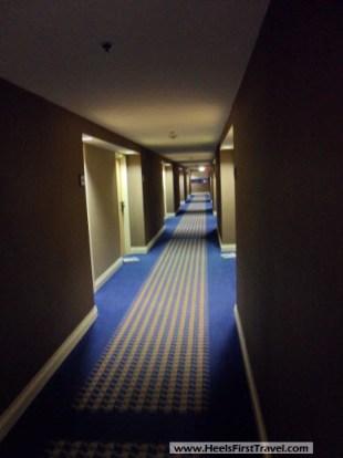 Sheraton Houston North 9th floor