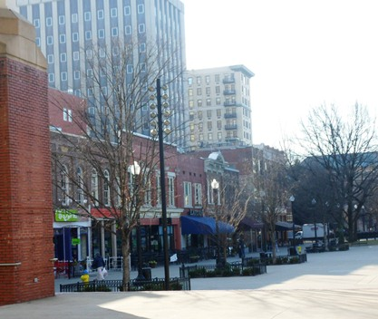 Knoxville Downtown