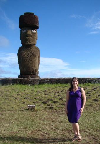 Ahu Tahai Easter Island