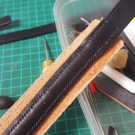 Making a Browband