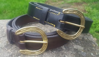 Horseshoe belts