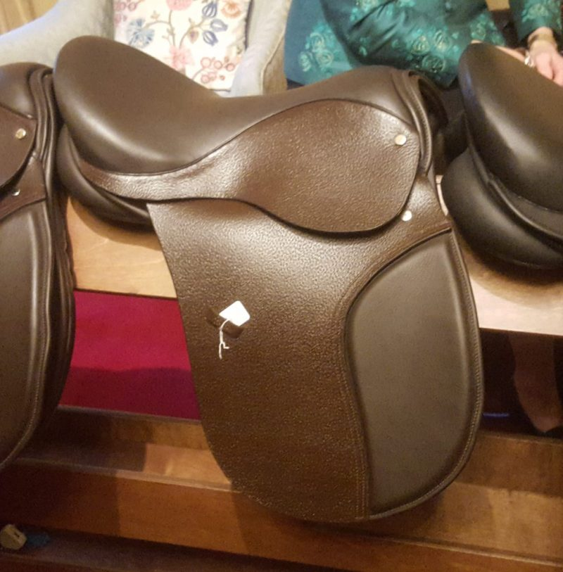 Level 2 Saddle