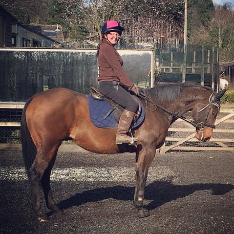 Getting back on Olly in Spring