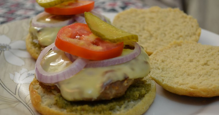 Being Gluten Free in Pakistan + Gluten Free Burger Bun Recipe