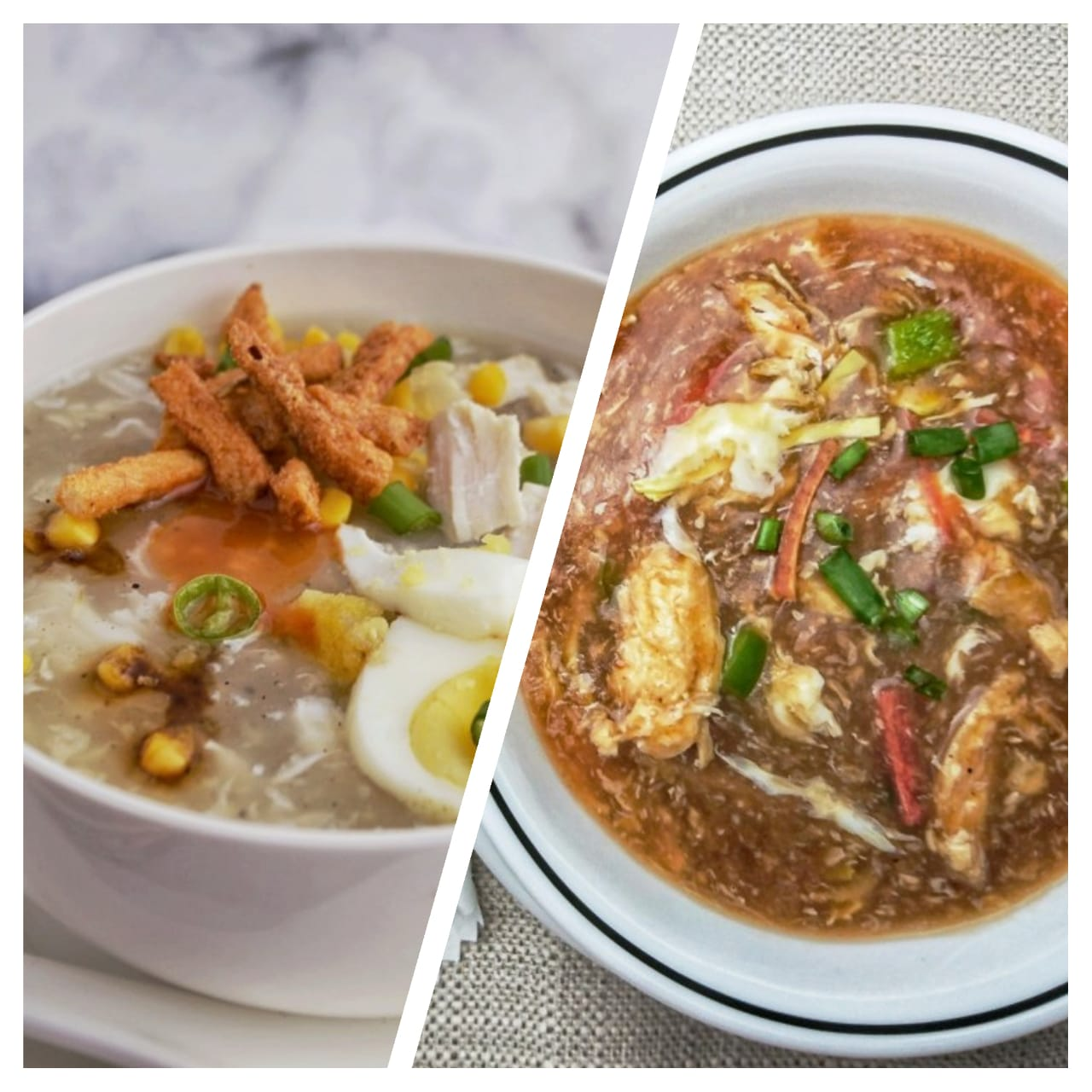 Tale of Two Soups