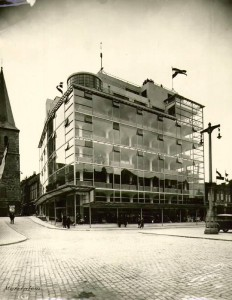 Bron: Rijckheyt.nl | Opening Glaspaleis 1935