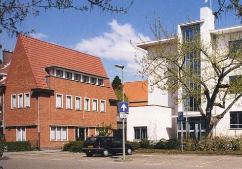 Heerlen Vertelt | Laan van Hövell tot Westerflier, woonhuis en  Pancratius-ULO