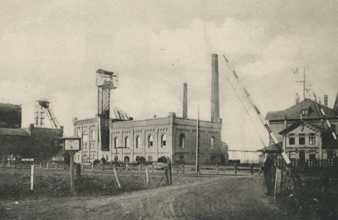 Bron: Rijkcheyt.nl | Oranje Nassau I gezien vanuit de Parallelweg (1912)
