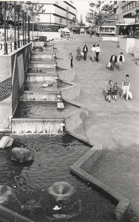 Bron: Rijckheyt.nl | Waterval promenade