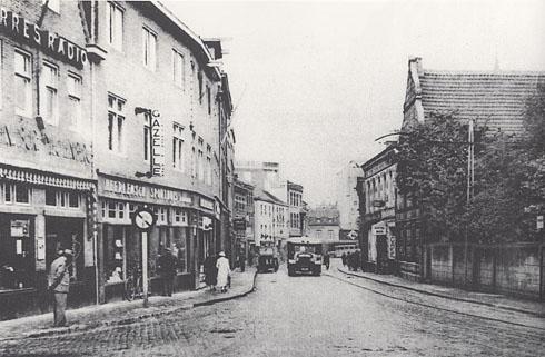 Pand Akerstraat, naast Meulenberg