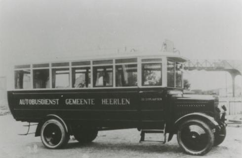 Bron: Rijckheyt.nl | Autobusdienst gemeente Heerlen