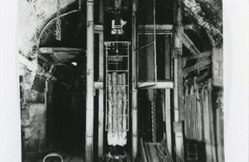 Rijckheyt.nl | Ondergrondse laadplaats van schacht 2 van de Oranje-Nassaumijn I.