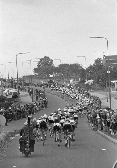 Bron: gahetna.nl | WK Wielrennen te Heerlen. De renners in aktie