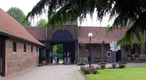 Bron: Voerendaal.nl / FoToL | Binnenplaats Hoenshuis Voerendaal