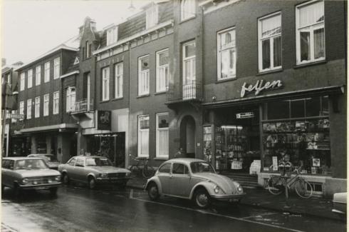 Bron: Rijckheyt.nl | Boekhandel Feijen in de Honigmanstraat