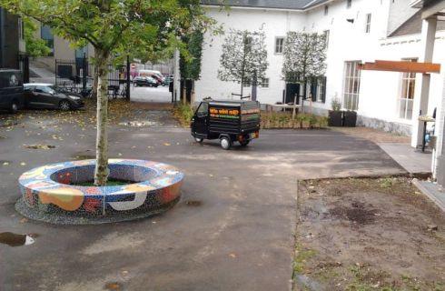 Bron: Heerlen Vertelt | Op 12 oktober 2012 werd de nieuwe naam van het Wilhelminaplein bekend gemaakt: Mijnplein