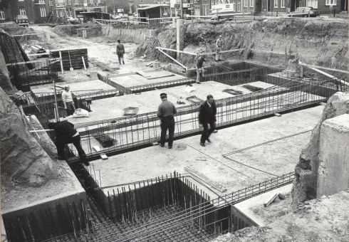 Bron: Rijckheyt.nl | Start bouw Thermenmuseum