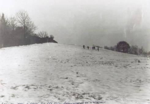 Bron: Rijckheyt.nl | Weiland van ir.Dinger tussen de Valkenburgerweg en de Welterlaan (1941)