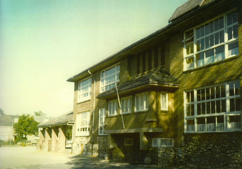 Bron: Privé collectie | Maria School Heerlen in de jaren '80