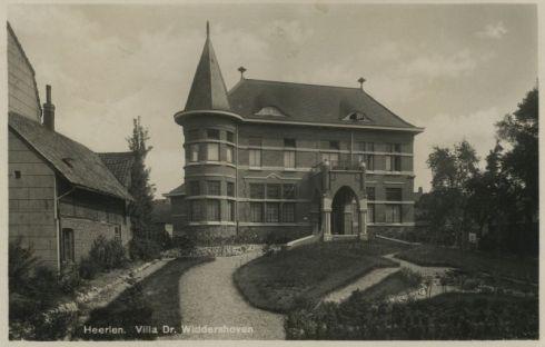 Bron: Rijckheyt.nl | Villa Widdershoven (Coriovallum).