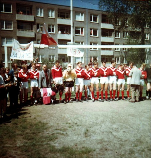 K.E.V. kampioen en promoveert naar 2de klasse A KNVB