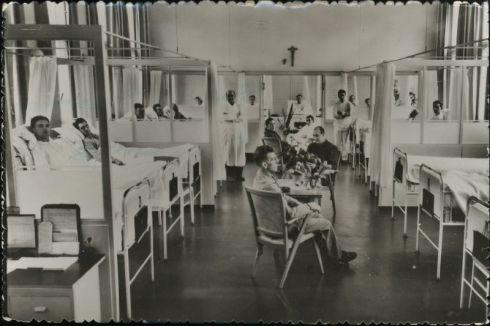 Bron: Rijckheyt.nl | Mannenafdeling van het St.Jozefziekenhuis.