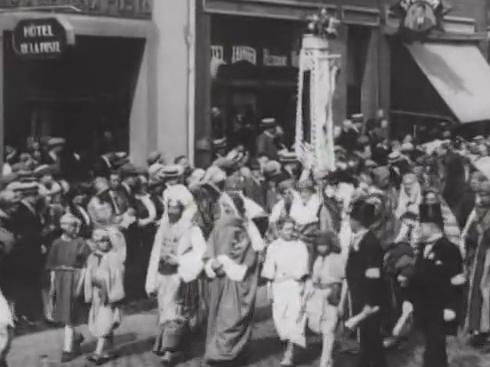 Bron: Polygoon Journaal 1927