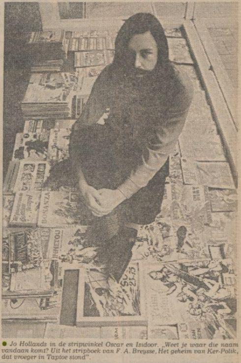 Bron:Krantenartikel Limburgs Dagblad 1976
