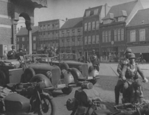 Bron: Rijckheyt.nl | Duitse soldaten in Heerlen