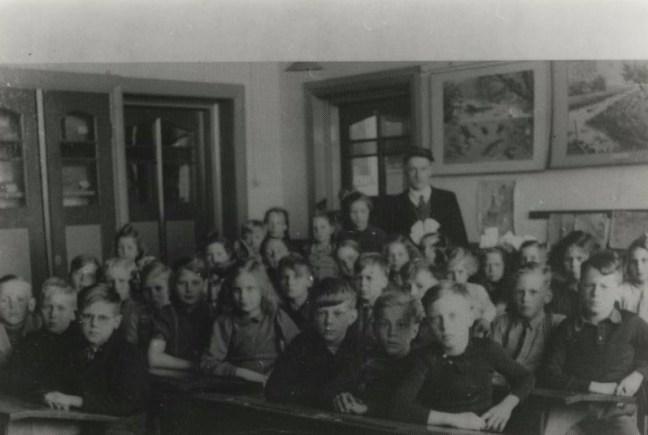 Pieter Herder zat in Treebeek op school, de Koningin Julianaschool | Bron: Rijckheyt