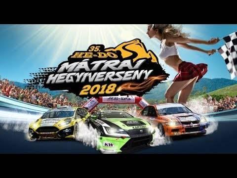35.Mátrai Hegyiverseny 2018 kommentár nélkül ztvmotorsport