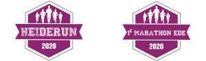 heiderun marathon logo