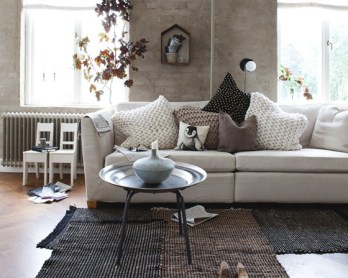 Living room / www.heidiandcoco.com